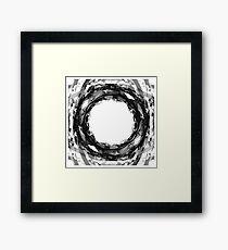 'Untitled #08' Framed Print