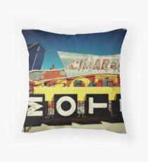 Neon Cimarron Throw Pillow