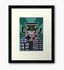 Monstar Framed Print