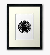 'Untitled #12' Framed Print