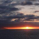 Sunset after a cloudy Day - Puesta del Sol  despues de un Día nubloso by PtoVallartaMex