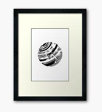 'Untitled #14' Framed Print