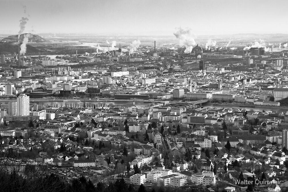 City Center Linz by Walter Quirtmair