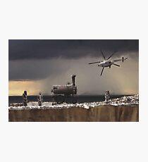 defence Photographic Print
