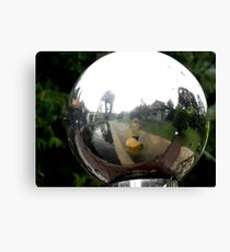 Fish Eye - Peter Jackson Canvas Print