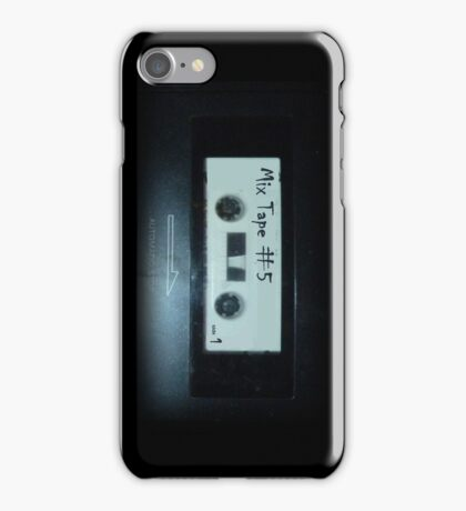 Mix Tape phone case iPhone Case/Skin