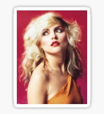 Debbie Harry, Red Sticker