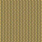 Emoji Wink Kiss Black Background by thehiphopshop
