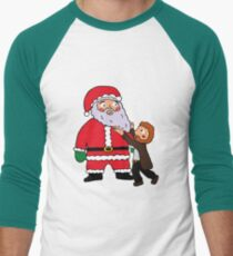 Beardpuller's biggest dream Men's Baseball ¾ T-Shirt