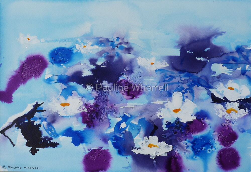 Waterlilies by © Pauline Wherrell