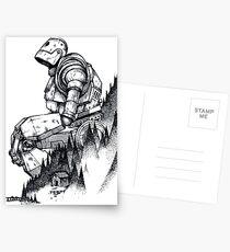 Iron Giant Postcards