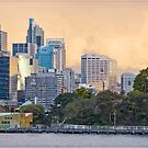 Sydney Sunset 04 16-07-09 by Chris Cohen