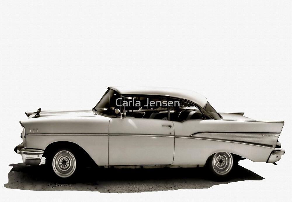 ~ 57 Chevy ~ by Carla Jensen