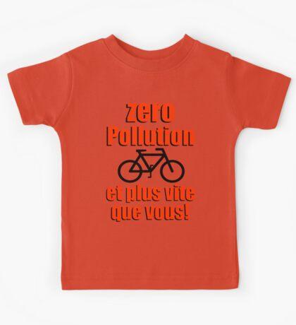 Zero Pollution (Fr) Kids Clothes