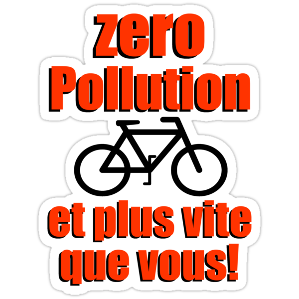 Zero Pollution (Fr) by benjy