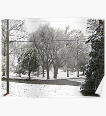 Feb. 19 2012 Snowstorm 2 Poster