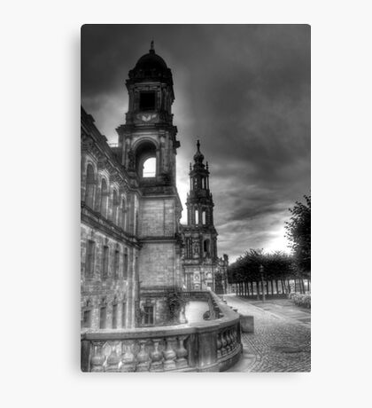Old town Dresden Germany Canvas Print