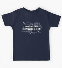 For All Engineers Kids Clothes