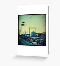 City utopia 6 Greeting Card