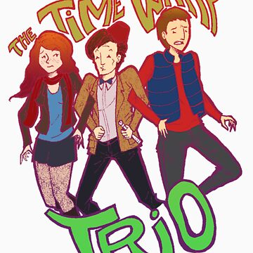 Time VWORP Trio by ayamayamayam