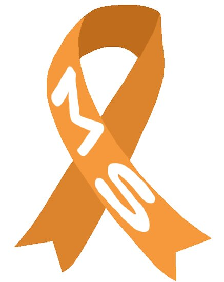 Multiple Sclerosis Awareness Posters By Shelbie Paulley Redbubble