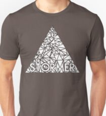 storming the white triangle Unisex T-Shirt