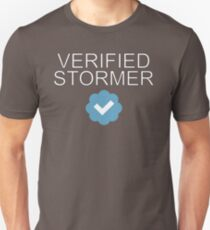 Verified Stormer Alert T-Shirt