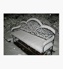 Feb. 19 2012 Snowstorm 57 Photographic Print