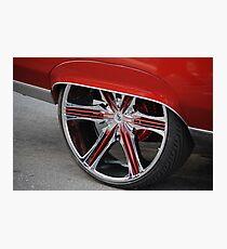 Automotive Bling Photographic Print