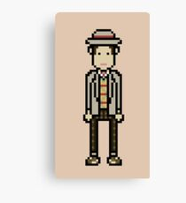 Seventh Doctor Canvas Print