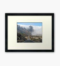 Teide Nationalpark - Tenerife Framed Print
