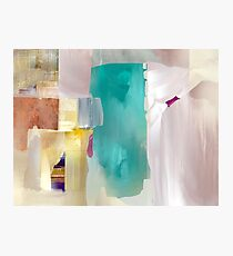 abstract summation Photographic Print