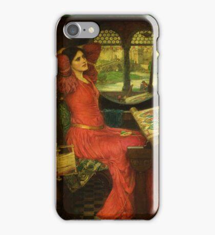 Pre Raphaelite iPhone Case/Skin