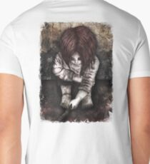 Alone... Mens V-Neck T-Shirt
