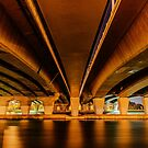 Under Narrows Bridge by Jan Fijolek