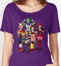The Avenging Derby Girls Women's Relaxed Fit T-Shirt