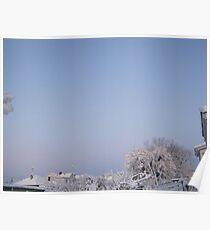 Feb. 19 2012 Snowstorm 92 Poster