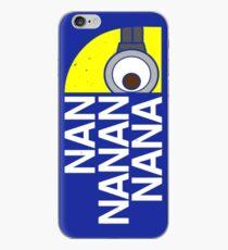 Nanana Face iPhone Case