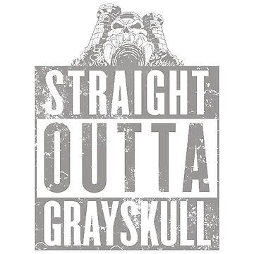 Straight Outta Grayskull by YaphiClimb