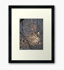 Feb. 19 2012 Snowstorm 131 Framed Print