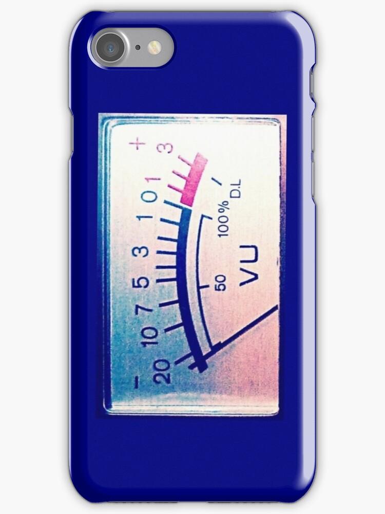 Voltage 2 phone case by Margaret Bryant