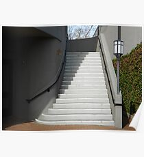 Stair Poster