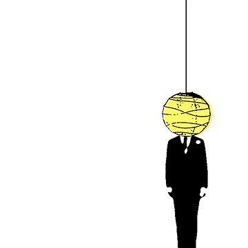 Lamp Head  by pixledust