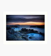 Cape Schanck 04 Art Print