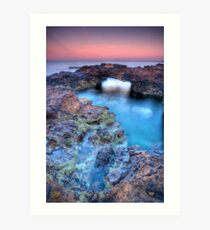 Port Phillip Bay 01 Art Print
