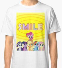 Smile! - Pinkie Pie Classic T-Shirt
