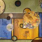 Circular Collage by windykai