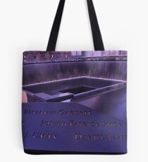 9/11 Memorial - New York City Tote Bag