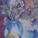 still life with shell by Ellen Keagy