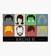 Archer Photographic Print
